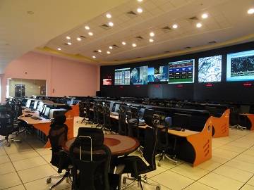 Mission Analysis Room